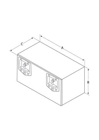 Toolbox Stahl 2 NR