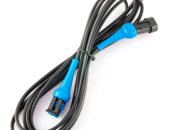 3 meter 2-weg Rappid Kabel mit Stecker und Buchse IP67 für abc aeroline