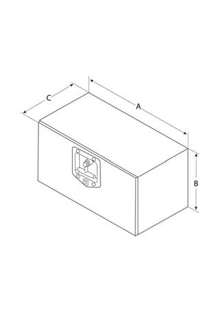 Toolbox Stahl NR