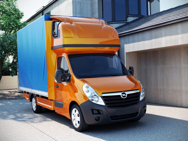 AERO-SPACE Dachschlafkabine für Renault Master/Opel Movano neu, Normalfahrerhaus B 2060 x H 900, Ü 40mm für abc aeroline