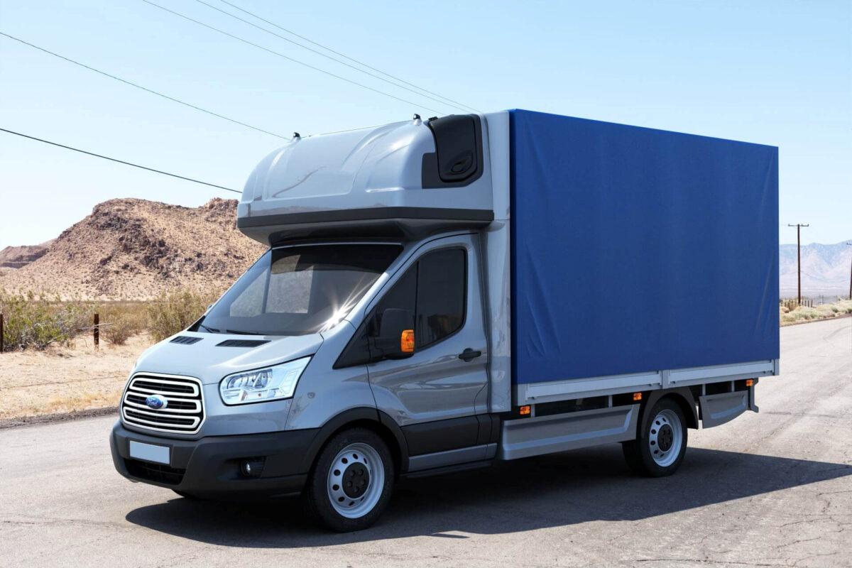 AERO-SPACE Dachschlafkabine für Ford Transit Neu 2014, Normalfahrerhaus B 2050 x H 900, Ü 40mm für abc aeroline
