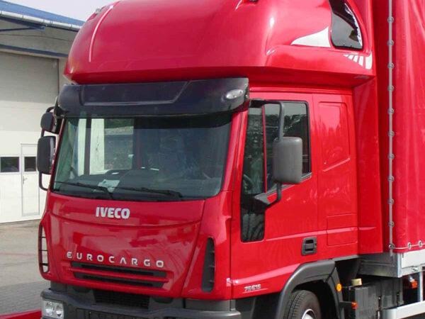AERO-SPACE Seitenflügel für Iveco Eurocargo, Fernfahrerhaus B ca. 2400, Ü 40mm für abc aeroline