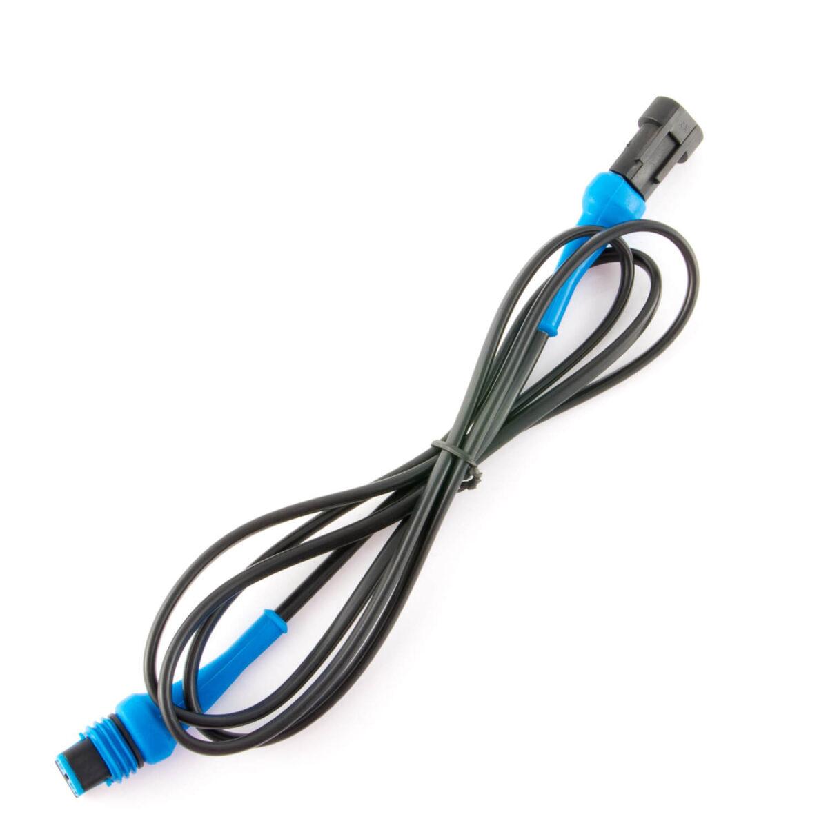 0,5 meter 2-weg Rappid Kabel mit Stecker und Buchse IP67 für abc aeroline