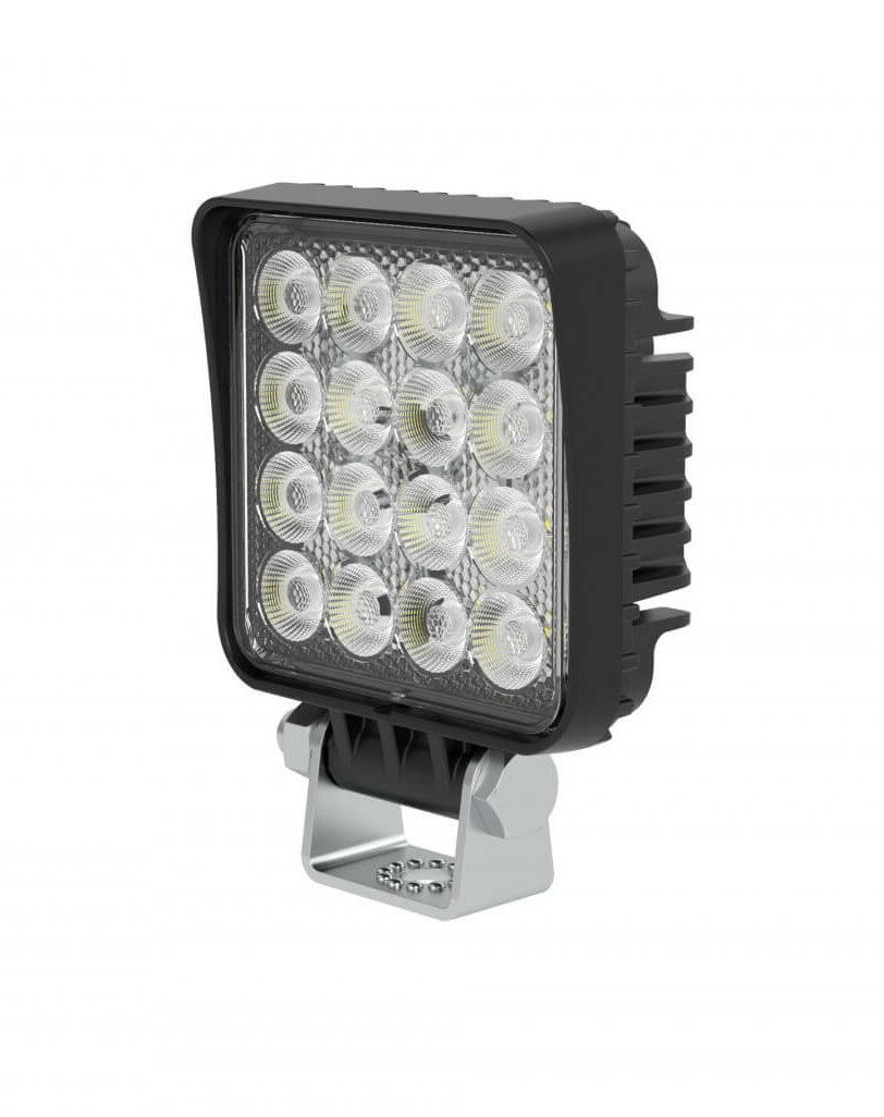LED Arbeitsscheinwerfer kompakt, entspricht ECE Regelung R10 für abc aeroline
