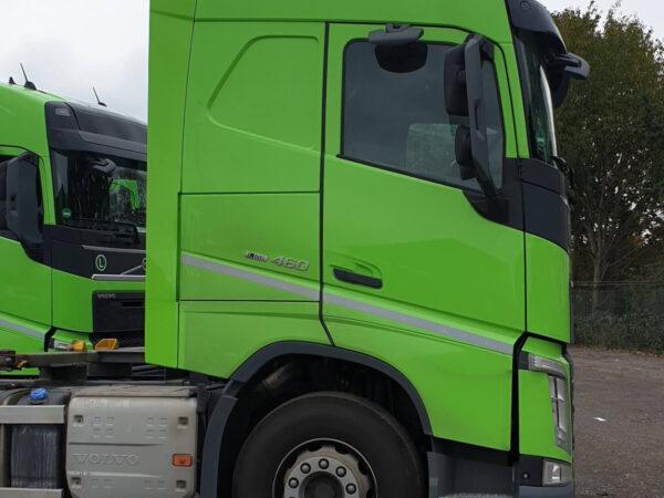 CLASSIC Seitenflügel für Volvo FH Globetrotter Fernfahrerhaus für abc aeroline