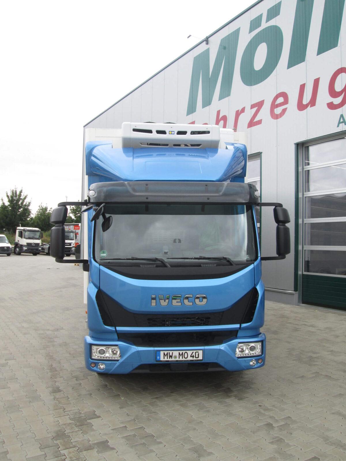 LOOK-ALIKE Seitenflügel für Iveco Eurocargo, Normalfahrerhaus B 2350 mm für abc aeroline