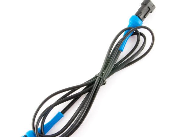 1,5 meter 2-weg Rappid Kabel mit Stecker und Buchse IP67 für abc aeroline