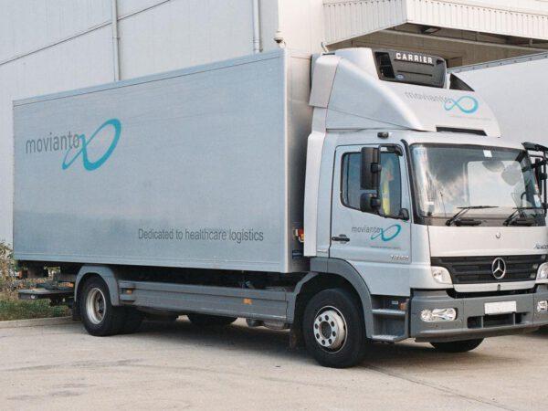 VARIO-Plus Aeropaket für Mercedes Benz Atego Axor S Fahrhaus von ABC Aeroline