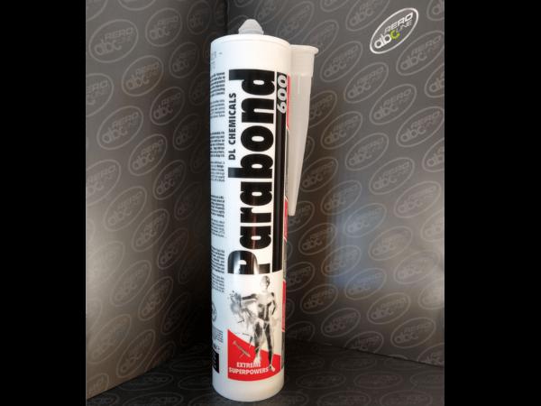 Parabond 600 Konstruktionsklebstoff 290ml in der Farbe schwarz bei ABC AeroLine