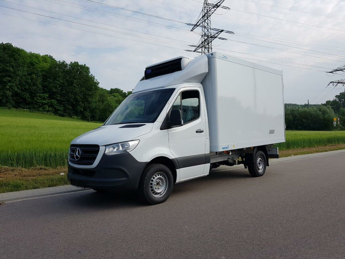 3D Dachspoiler fuer Mercedes Sprinter NCV3 Normalfahrerhaus