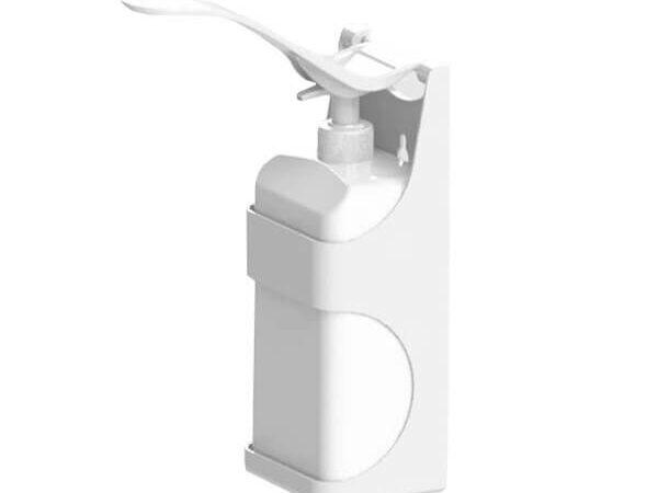 Desinfektionsmittel Spender Ellenbogen Spender 1000 ml Spender für abc aeroline